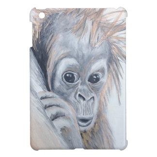 赤ん坊オランウータン iPad MINI カバー
