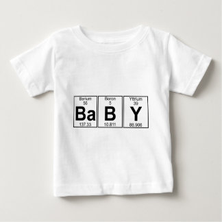 赤ん坊(ベビー) -十分に ベビーTシャツ