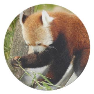 赤パンダ029 プレート