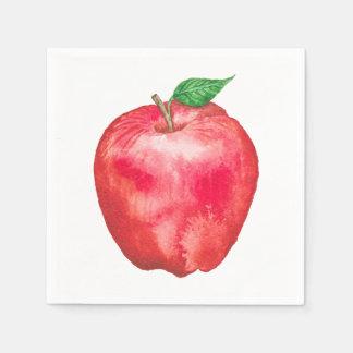 赤リンゴ スタンダードカクテルナプキン
