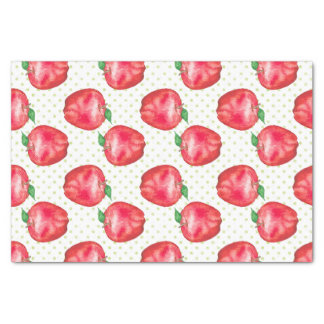 赤リンゴ 薄葉紙