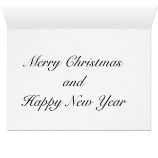 赤レンガの家角のクリスマスのドレッシング カード