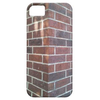赤レンガの建物のコーナー iPhone SE/5/5s ケース