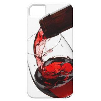 赤ワインのガラス iPhone SE/5/5s ケース