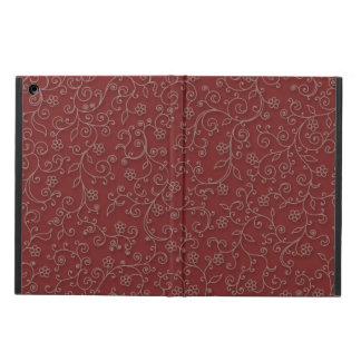 赤ワインのキヅタ iPad AIRケース