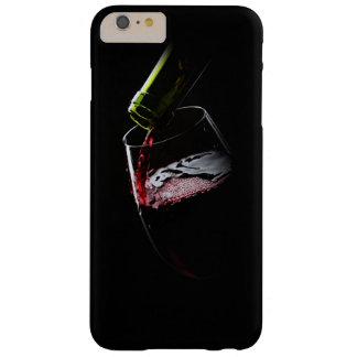赤ワインの写真|の黒 BARELY THERE iPhone 6 PLUS ケース