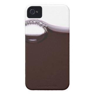 赤ワインの泡 Case-Mate iPhone 4 ケース
