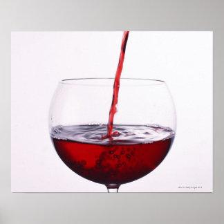 赤ワイン ポスター