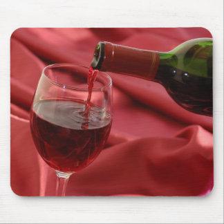 赤ワイン マウスパッド