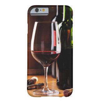 赤ワイン BARELY THERE iPhone 6 ケース