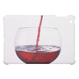 赤ワイン iPad MINIカバー