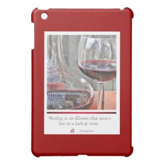 赤ワイン iPad MINIケース