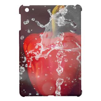 赤唐辛子のしぶき iPad MINIケース