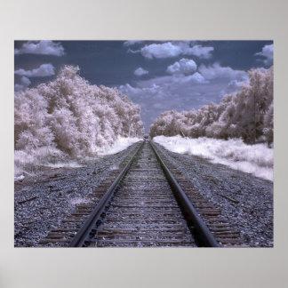 赤外線鉄道 ポスター