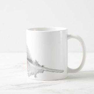 赤尾タカの羽 コーヒーマグカップ