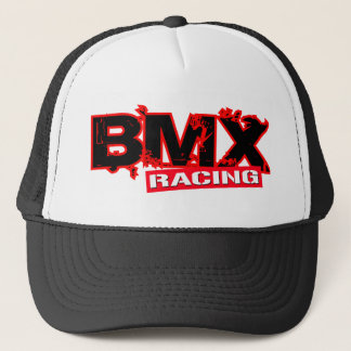 赤帽子を競争させるBMX キャップ