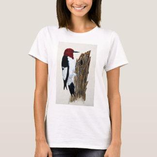 赤毛のキツツキ Tシャツ