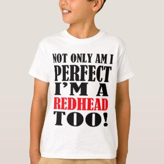 赤毛 Tシャツ