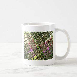 赤紫の「金エデンLady コーヒーマグカップ