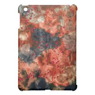 赤花の夢 iPad MINI CASE
