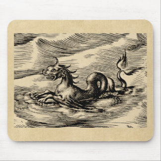 赤道のシーサーペント マウスパッド