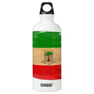 赤道ギニアの旗 ウォーターボトル
