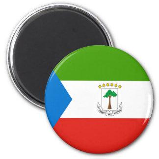 赤道ギニアの旗 マグネット