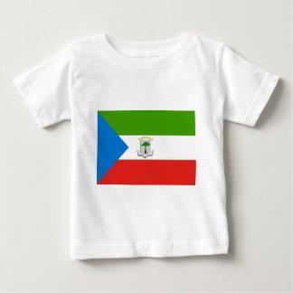 赤道ギニア ベビーTシャツ