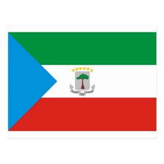 赤道ギニア ポストカード