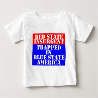 赤青州 ベビーTシャツ