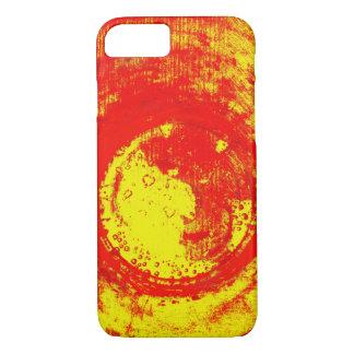 赤黄色い iPhone 8/7ケース