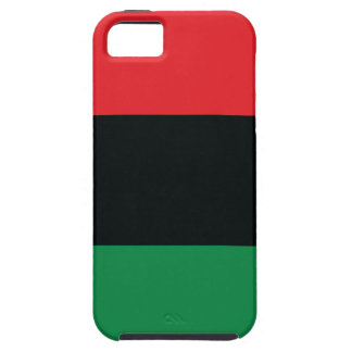 赤、 黒 緑 旗 iPhone 5 Case-Mate ケース