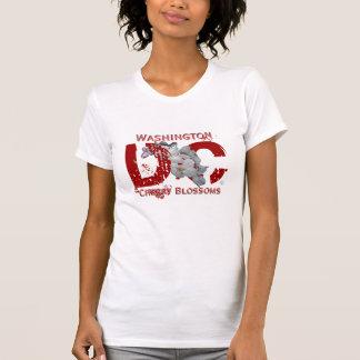赤(2x)のDC Tシャツ