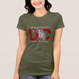 赤(Dk)のDC Tシャツ