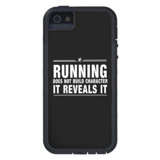 走ることはキャラクターを造りません iPhone SE/5/5s ケース