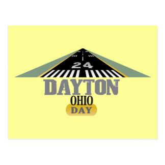 走路24 -デイトンオハイオ州日 ポストカード