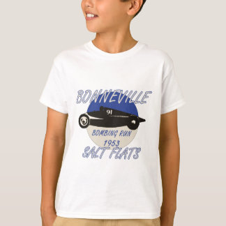 走1953青い2.png Bonnevilleの爆撃 Tシャツ