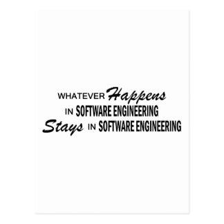 起こるものは何でも-ソフトウェアエンジニア ポストカード