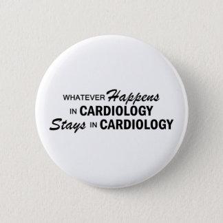 起こるものは何でも-心臓学 5.7CM 丸型バッジ