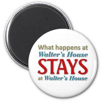 起こる何がウォルターの家で マグネット