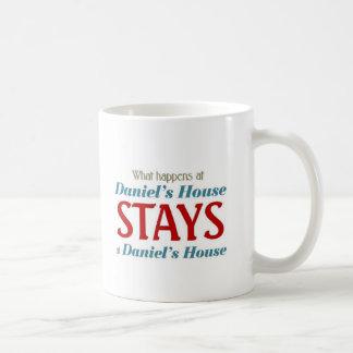 起こる何がダニエルの家で コーヒーマグカップ