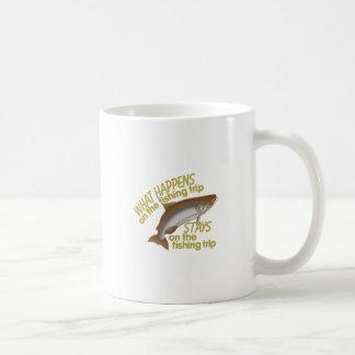起こる何が コーヒーマグカップ