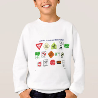 起業家のユーモア スウェットシャツ