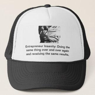 起業家の精神異常 キャップ