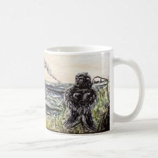 起源および行先-カスタムなプリント! コーヒーマグカップ