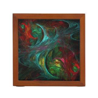 起源の新星の抽象美術 ペンスタンド