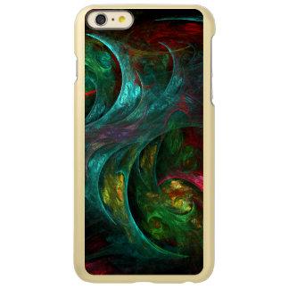 起源の新星の抽象美術 INCIPIO FEATHER SHINE iPhone 6 PLUSケース