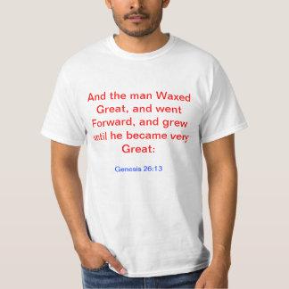 起源の26:13 Tシャツ