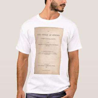 起源 Tシャツ