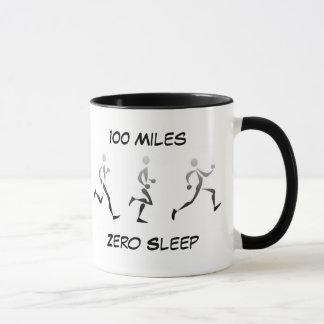 超マラソンのマグ マグカップ